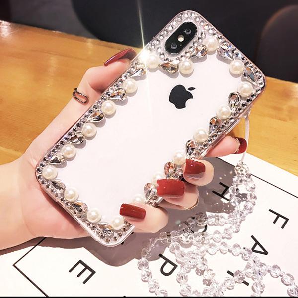 SONY Xperia5 Xperia1 II 10 II 10+ Xperia1 XA2 Ultra XZ3 XZ2 L3 珍珠水晶 手機殼 全包邊 保護殼
