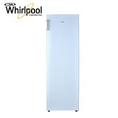 [Whirlpool 惠而浦]193公升 直立式單門冰櫃 - 純白色 WIF1193W【下單前請確認貨況】
