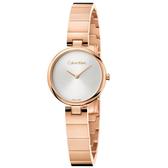 Calvin Klein CK 優雅迷人玫瑰金經典腕錶(K8G23646)28mm