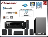 『盛昱音響』 Pioneer先鋒 5.1聲道 家庭劇院組 HTP-076(B)