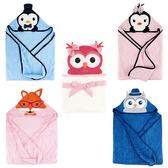 浴巾 Luvable Friends 可愛動物造型連帽浴巾 / 浴袍 / 澡巾 5款 - 570系列