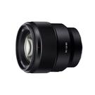 【SONY】FE 85mm F1.8 定焦鏡頭 SEL85F18 公司貨