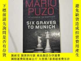 二手書博民逛書店Six罕見Graves To MunichY241290 Mario Puzo Quercus