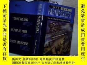 二手書博民逛書店Win-Win罕見Partnerships: Be on the Leading Edge with Synerg