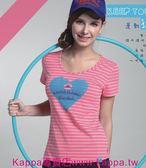Kappa 女生 短袖 圓領衫 FA42-F447-14