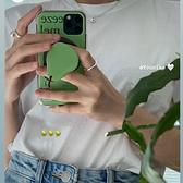 韓國ins小眾pear梨支架蘋果手機殼iphone12/11Promax/Xr/78Plus/Xsmax防摔保護套