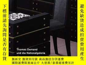 二手書博民逛書店【罕見】Thomas Demand die Nationalga