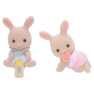 森林家族 牛奶兔雙胞胎_EP16612