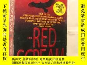 二手書博民逛書店The罕見Red Scream by Mart Wills Wa