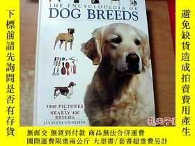 二手書博民逛書店THE罕見ENCYCLOPEDID OF DOG BREEDS