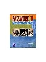 二手書博民逛書店 《Password 1: A Reading and Vocabulary Text》 R2Y ISBN:0131101250│LindaButler