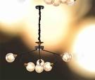 【燈王的店】北歐風 吊燈6燈 客廳燈 餐廳燈 吧檯燈 301-98176-2
