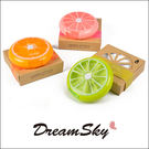 一周 藥盒 水果 造型 分裝盒 便攜 旋轉 七分格 迷你 收納盒 隨身 急救盒 藥品 外出 DreamSky