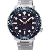 【分期0利率】SEIKO 精工錶 日本製造 潛水錶 45mm 精工5號 自動上鏈機械錶 全新原廠公司貨 SRPC63J1