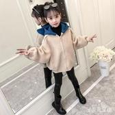 2019秋冬新款韓版時尚氣質女童冬裝外套加厚棉服女 YN2243『寶貝兒童裝』