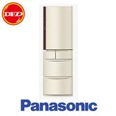 PANASONIC 國際牌 NR-E412VT 容量411L  光感應 智能 高1818*寬600*679mm 公司貨 ※運費另計(需加購)