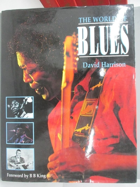 【書寶二手書T6/傳記_DMW】The World of Blues_David Harrison