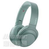【曜德★秋之頌禮★送手提帆布袋+收納袋】SONY WH-H900N 薄荷綠 降噪 觸控 無線藍芽 耳罩式耳機