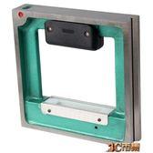 高精度工業級水平尺條式框式水平儀0.02mm機械水泡100-150-200 全館免運