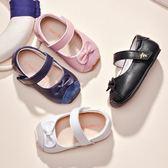 學步鞋子1歲軟底嬰兒不掉鞋公主鞋【