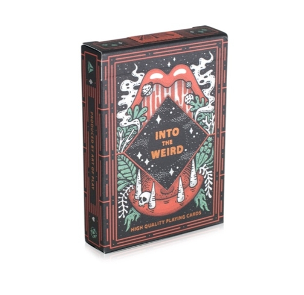 【USPCC撲克】Into the Weird Playing Cards