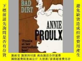 二手書博民逛書店Bad罕見Dirt - Wyoming Stories (2) TwoY364682 Annie Proulx