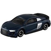 小禮堂 TOMICA多美小汽車 Audi R8 Coupe 雙門跑車 玩具車 模型車 (38 黑) 4904810-15866