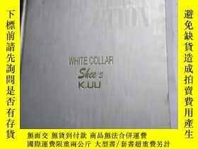 二手書博民逛書店WHlE罕見COLLAR Shee s K.UU 2004Y19