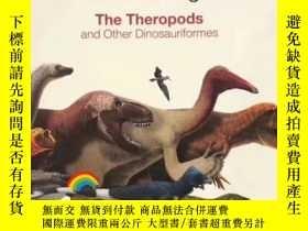 二手書博民逛書店原版恐龍百科畫冊罕見Dinosaur Facts and FiguresY331463