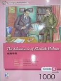 【書寶二手書T1/語言學習_HNI】The Adventures of Sherlock Holmes_福爾摩斯_Louise Benette