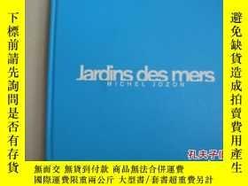 二手書博民逛書店JARDINES罕見DES MERS 《海底世界》 法文原版 精