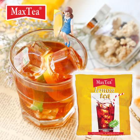 印尼 MAX TEA 美詩檸檬茶 (整袋) 25gx30包 美詩 檸檬 紅茶 750g 即溶 水果茶 Lemon Tea
