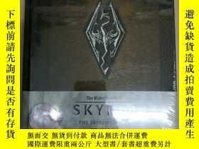 二手書博民逛書店The罕見Elder Scrolls V: Skyrim 上古卷
