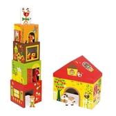 【法國 Janod】盒中盒故事集 快樂農舍 J02801