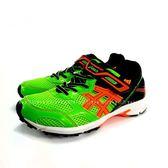 ASICS 亞瑟士  魔鬼氈   輕量透氣慢跑鞋 運動鞋《7+1童鞋》5094 綠色