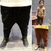 ✡老闆定錯價✡ 寶寶休閒褲男童韓版加厚小腳褲兒童褲子1235歲潮