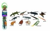 《 COLLECTA 》盒裝迷你史前海洋動物╭★ JOYBUS玩具百貨