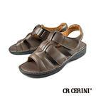 【CR CERINI】輕量氣墊式露趾涼鞋...