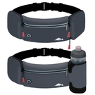 水壺腰包 跑步手機腰包男女戶外馬拉鬆健身裝備多功能水壺包運動防 晶彩 99免運