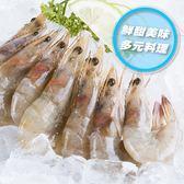 【吃浪食品】特級活凍白蝦3盒組(240g±3%/1盒)