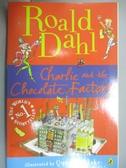 【書寶二手書T3/原文小說_IGA】Charlie and the Chocolate Factory_DAHL, RO