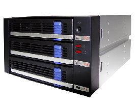 MB453SPF-B 3.5 吋 SATA 硬碟抽取模組