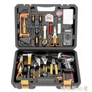 家用螺絲刀套裝多功能工具箱組套電工專用維修萬用鏍絲刀工具套裝「時尚彩紅屋」