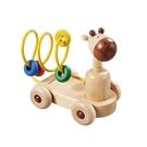 玩偶的家PlayMe 寶貝露露_長頸鹿抓握玩具 比漾廣場