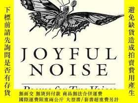 二手書博民逛書店紐伯瑞獎有聲罕見Joyful Noise-Poems for T
