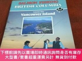 二手書博民逛書店SAMON罕見FISHING, BRITISH COLUMBIA,: VOLUME ONE, VANCOUVER