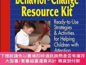 二手書博民逛書店預訂Add Adhd罕見Behavior-Change Resource Kit:Ready-To-Use Str