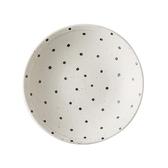 日式幾何6.3吋平盤-圓點