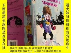 二手書博民逛書店horrid罕見henry and the abominable snowman 可怕的亨利和可惡的雪人。Y2