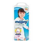 Moony 日本頂級超薄紙尿褲/褲型尿布-女用(XXL)(26片x3包)箱購-箱購